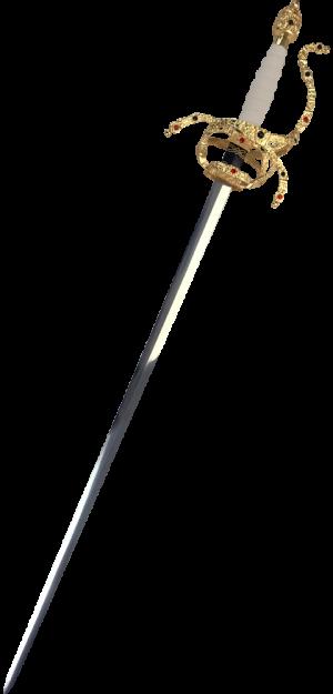 The Sword of Inigo Montoya Prop Replica