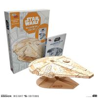 Gallery Image of IncrediBuilds: Millennium Falcon Collector's Edition Collectible Set