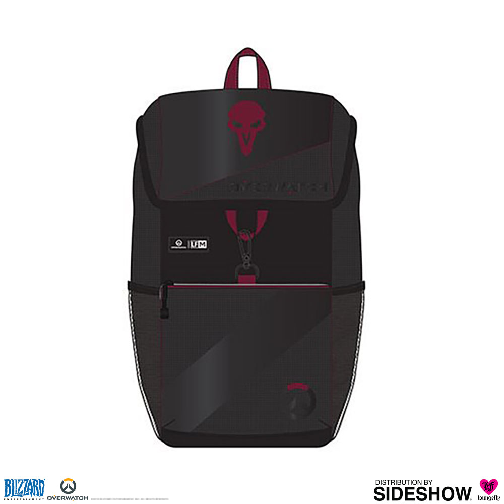 ad165b702f8 Overwatch Reaper Backpack Apparel by Loungefly