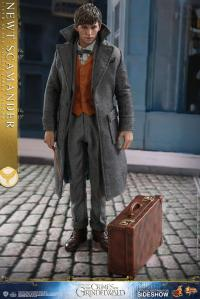Gallery Image of Newt Scamander Sixth Scale Figure