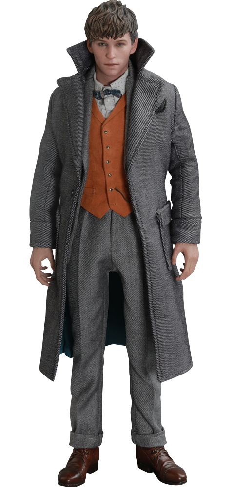 Hot Toys Newt Scamander Sixth Scale Figure