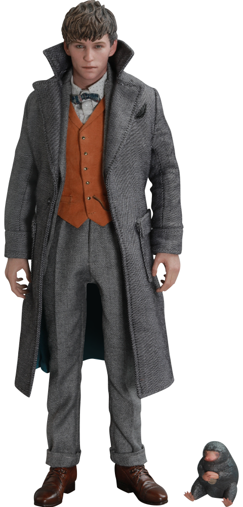 Hot Toys Newt Scamander Special Edition Sixth Scale Figure