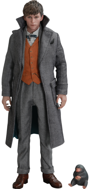 Newt Scamander Special Edition Sixth Scale Figure