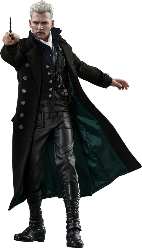 Hot Toys Gellert Grindelwald Sixth Scale Figure
