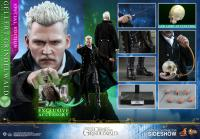 Gallery Image of Gellert Grindelwald Special Edition Sixth Scale Figure