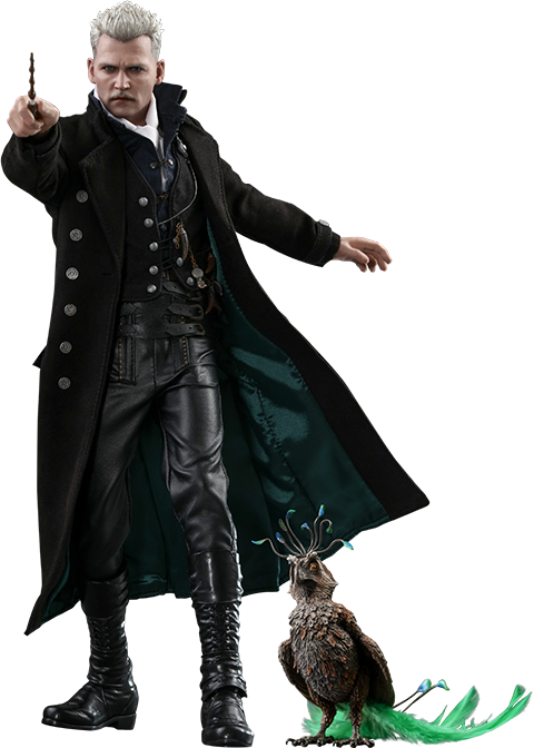 Hot Toys Gellert Grindelwald Special Edition Sixth Scale Figure