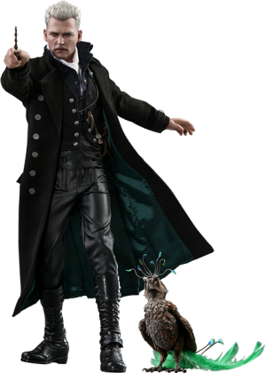 Gellert Grindelwald Special Edition Sixth Scale Figure