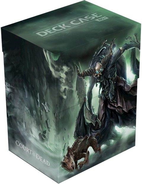 Ultimate Guard Death's Executioner Deck Case 80+ Gaming Accessories