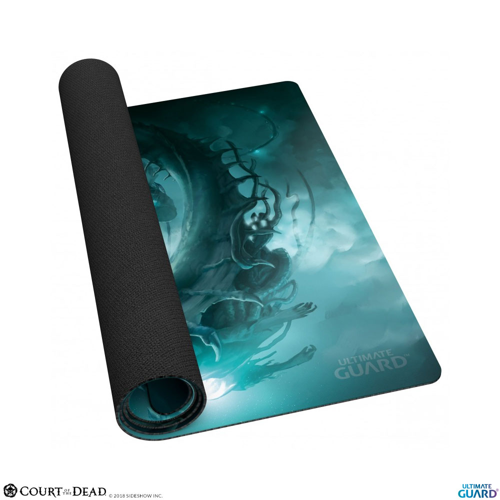 Court Of The Dead Deaths Siren Play Mat Gaming Accessories