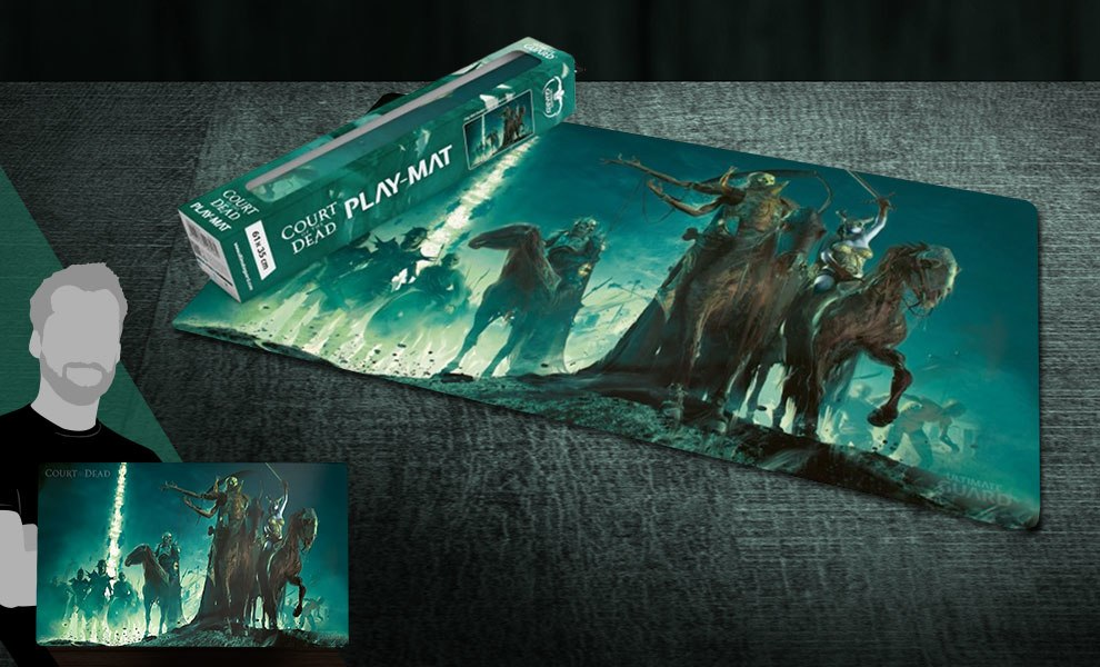 Gallery Feature Image of Underworld United Play Mat Gaming Accessories - Click to open image gallery
