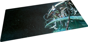 Death Play Mat Gaming Accessories