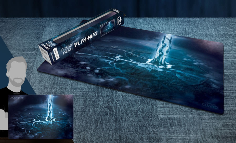 Gallery Feature Image of Illverness Play Mat Gaming Accessories - Click to open image gallery