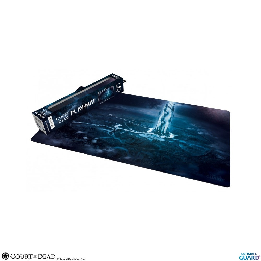 Court Of The Dead Illverness Play Mat Gaming Accessories