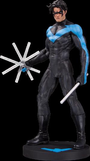 Nightwing Statue