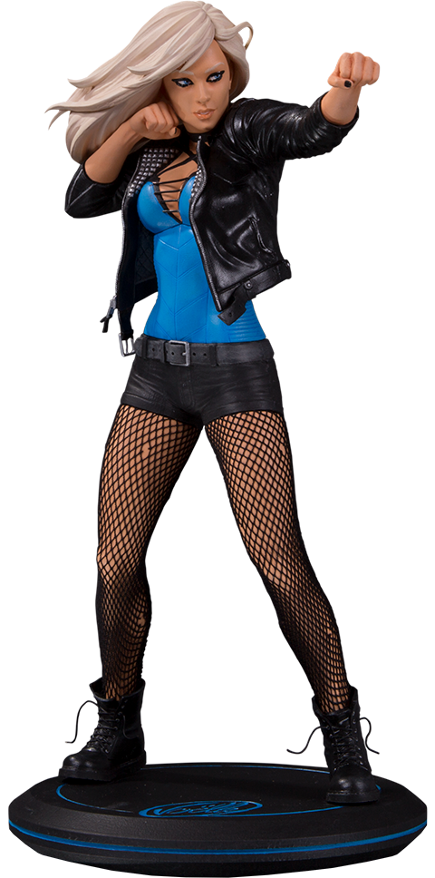 DC Direct Black Canary Statue