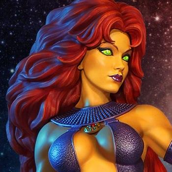 Starfire DC Comics Maquette