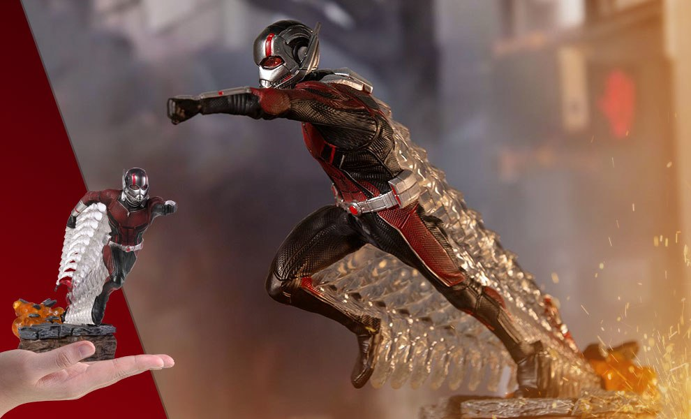 Gallery Feature Image of Ant-Man Statue - Click to open image gallery