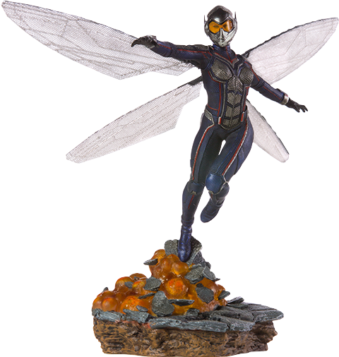 Iron Studios Wasp Statue