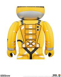 Gallery Image of Bearbrick Space Suit Yellow Version 100 and 400 Collectible Set