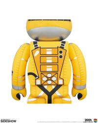 Gallery Image of Bearbrick Space Suit Yellow Version 1000 Figure