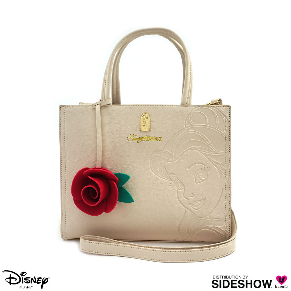 3f392093fa6 Disney Belle Embossed Tote Bag Apparel by Loungefly