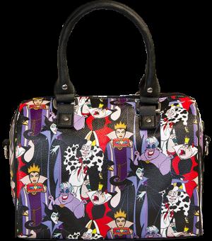 Disney Villains Pebble Duffle Bag Apparel