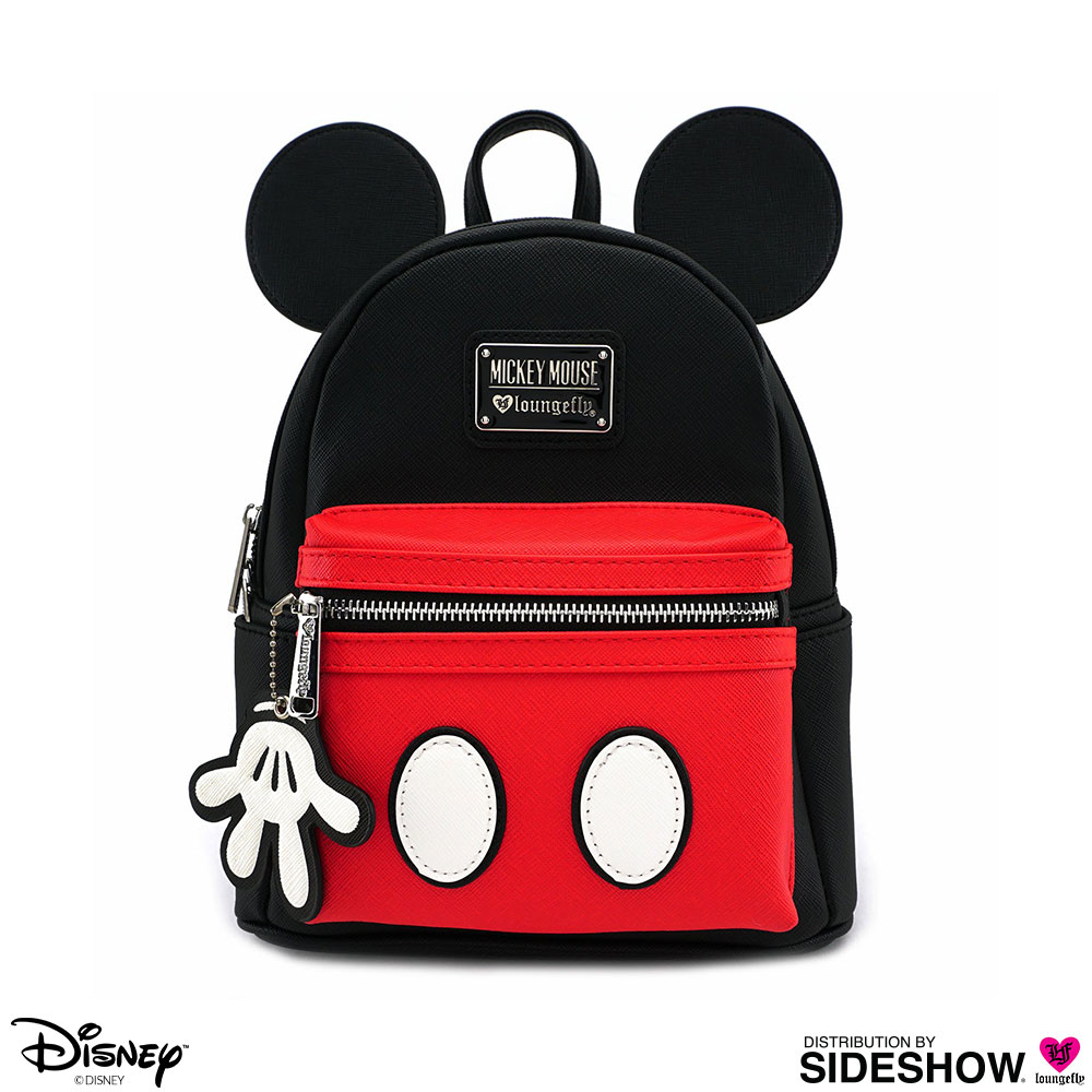 8801bb1898b Disney Mickey Suit Mini Backpack Apparel by Loungefly
