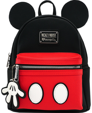 Mickey Suit Mini Backpack Apparel