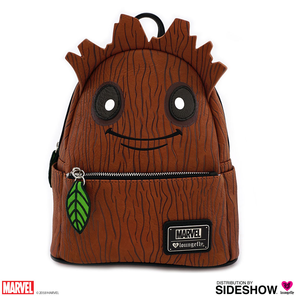 Marvel Groot Mini Backpack Apparel by Loungefly  eac772ba5ec1e