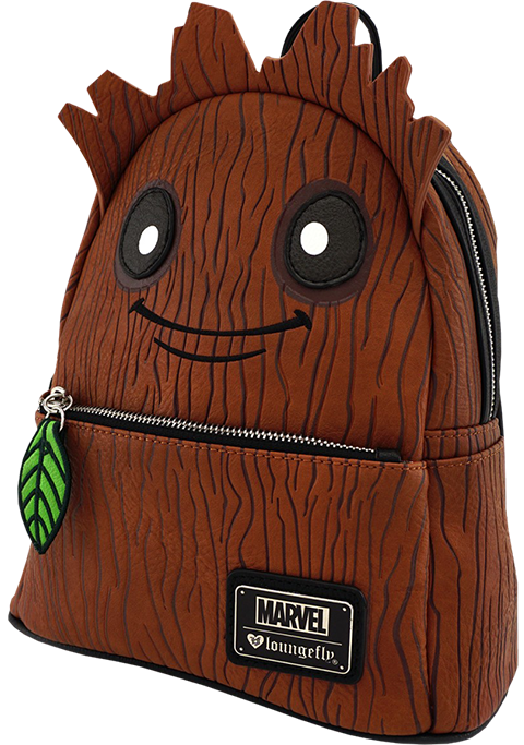 Loungefly Groot Mini Backpack Apparel