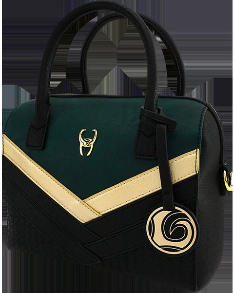 Loungefly Loki Duffle Bag Apparel