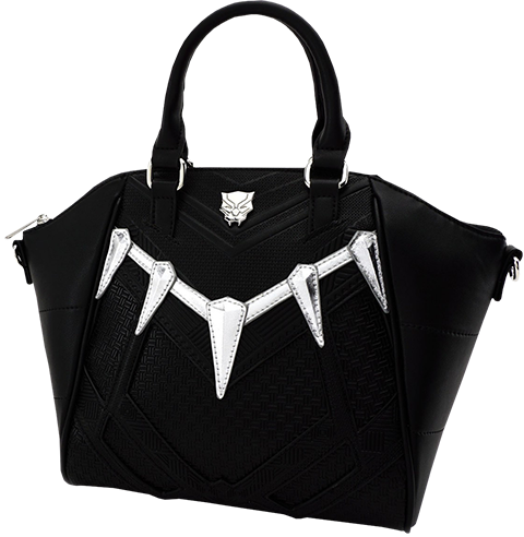 Loungefly Black Panther Cosplay Crossbody Bag Apparel