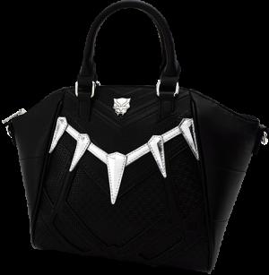 Black Panther Cosplay Crossbody Bag Apparel