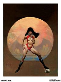 Gallery Image of The Art of Painted Comics Book