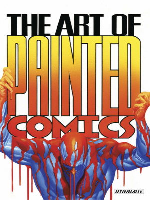 The Art of Painted Comics Book