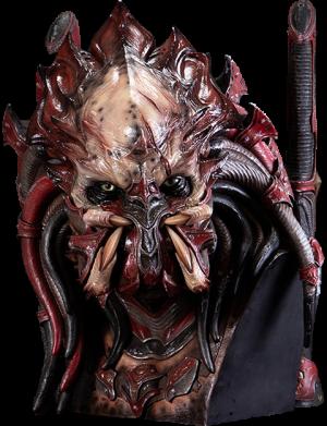 Kagero Predator Life-Size Bust
