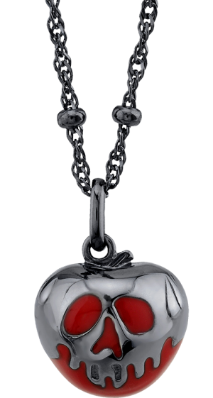 Poison Apple Necklace Jewelry