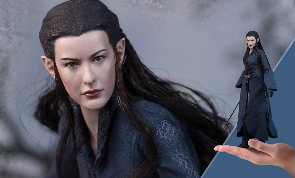 Gallery Feature Image of Arwen Sixth Scale Figure - Click to open image gallery