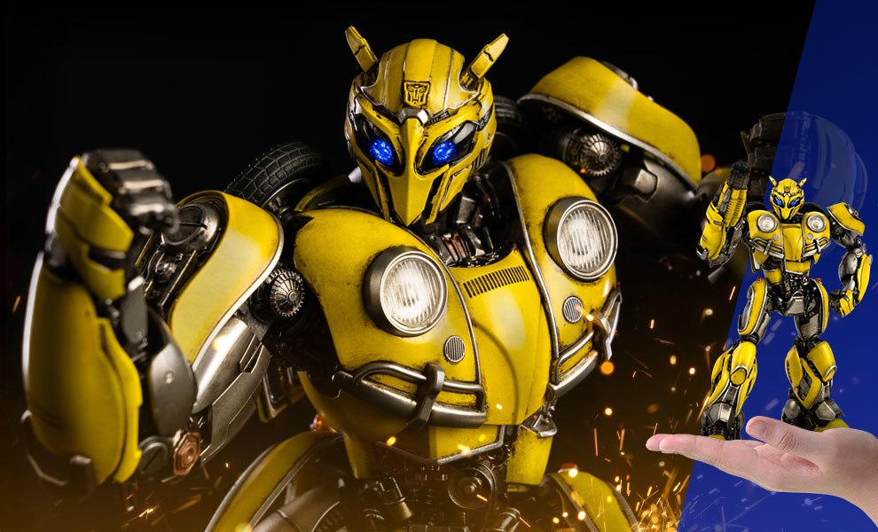 Gallery Feature Image of Bumblebee Collectible Figure - Click to open image gallery