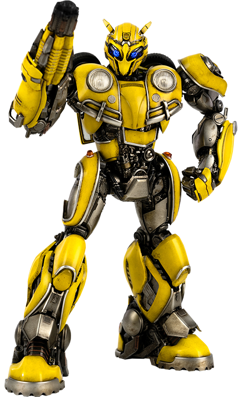 Bumblebee Transformers Figure By Threea Toys Sideshow Collectibles