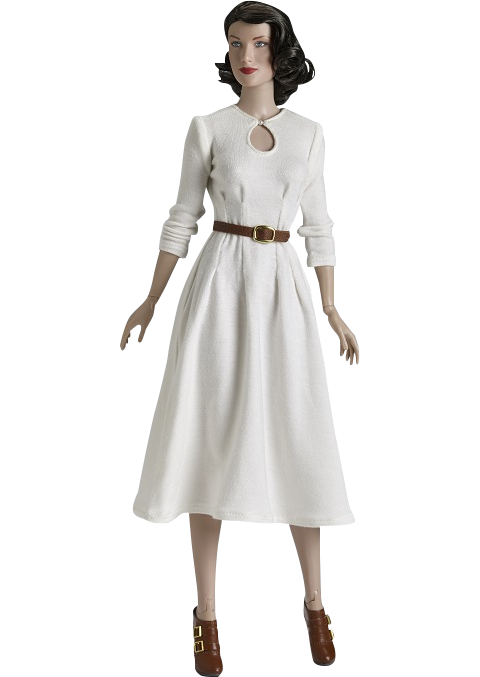Tonner Doll Company Basic Claire Fraser Doll