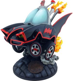 Classic TV Series Batmobile Statue