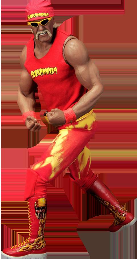Storm Collectibles Hulk Hogan Hulkamania Sixth Scale Figure
