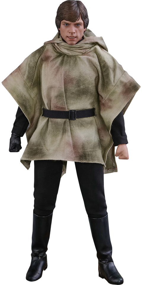Hot Toys Luke Skywalker Endor Sixth Scale Figure