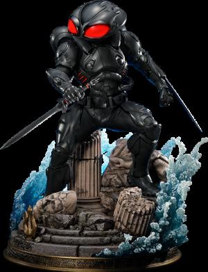 Black Manta Statue