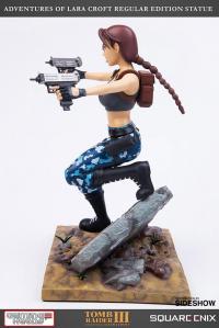 Gallery Image of Adventures of Lara Croft Statue