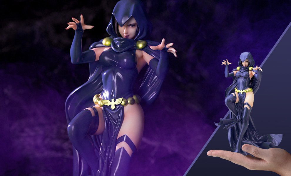 Gallery Feature Image of Raven Statue - Click to open image gallery