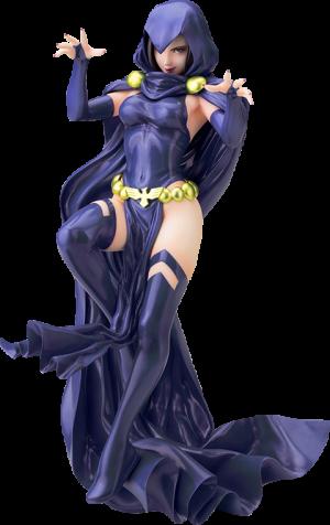 Raven Statue