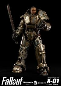 Gallery Image of X-01 Power Armor Collectible Figure