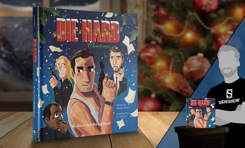 Gallery Feature Image of A Die Hard Christmas Book - Click to open image gallery